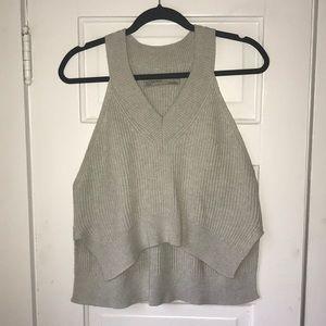 All saints knit tank